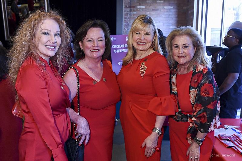 Circle of Red Members