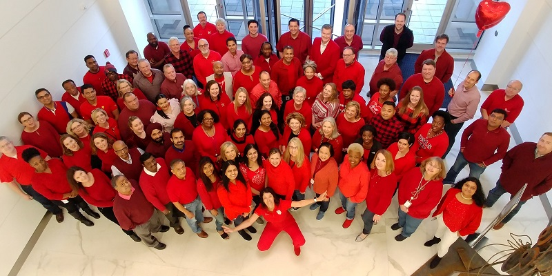 Wear Red Day Photo