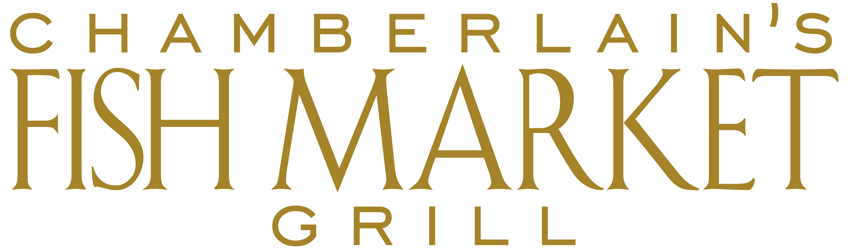 Chef richard chamberlain for Chamberlains fish market grill
